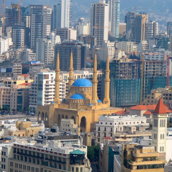 Beirut ciudad